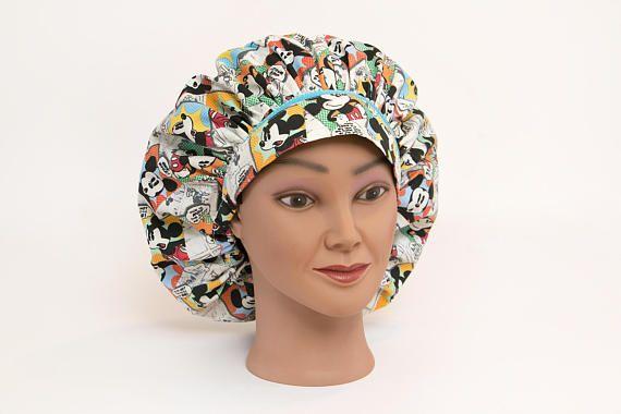 Pop Art Scrub Cap
