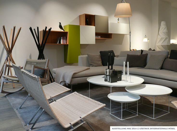 g rtner internationale m bel ausstellung showroom hamburg b b italia b f pinterest. Black Bedroom Furniture Sets. Home Design Ideas