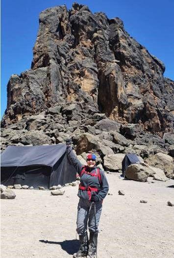 Doris Dundor Account of Climbing Kilimanjaro
