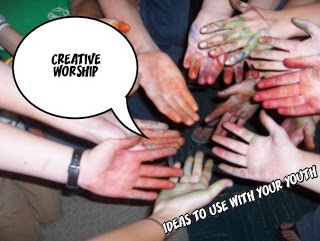 RETHINKING YOUTH MINISTRY: More Creative Prayer Ideas for Teens- prayer stations based on styles of learning