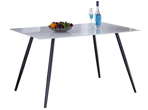 Kings Brand Furniture Glass Top Dining Room Table Gray White Be Sure To Check