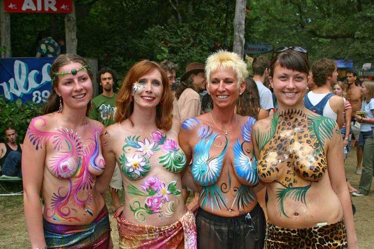 The oregon country fair