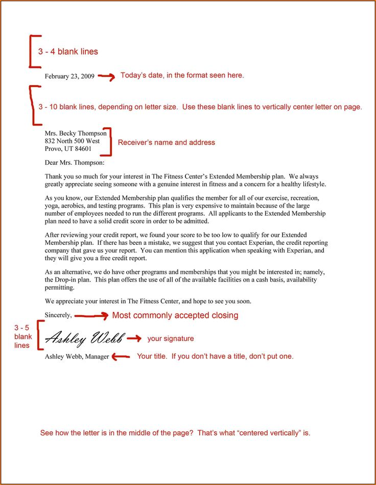Best 25+ Formal business letter format ideas on Pinterest Format - Cover Letter Format Email