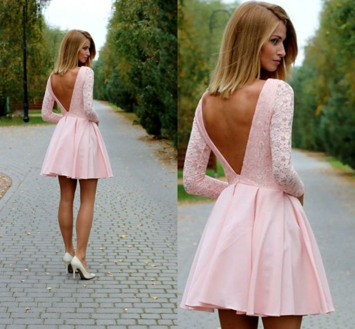 ▷ 1001 + variantes de la robe de soirée courte