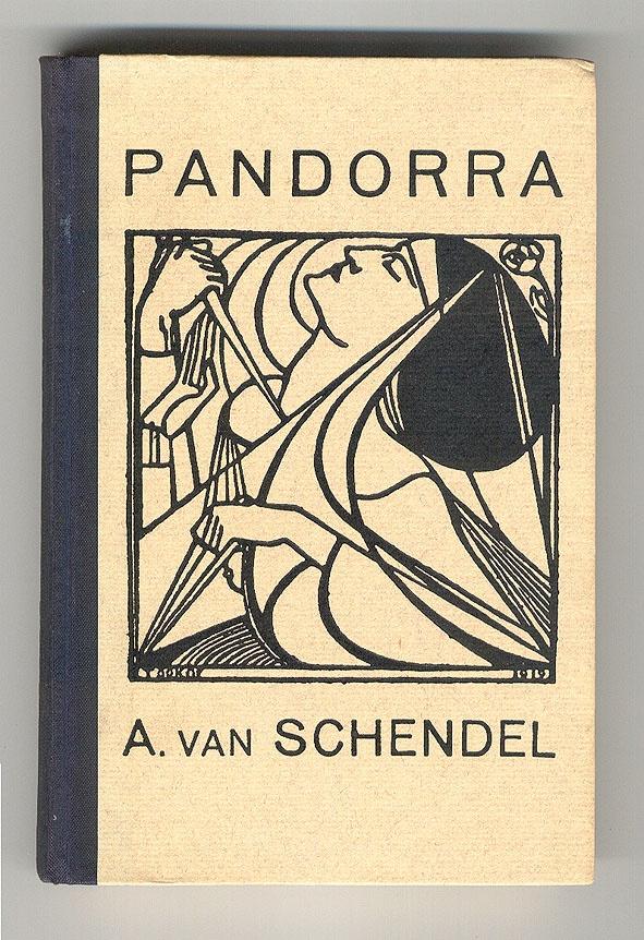 Cover design: Jan Toorop, 1919