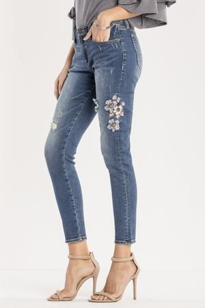 0cec6877610 Botanical babe mid-rise ankle skinny jeans in 2019