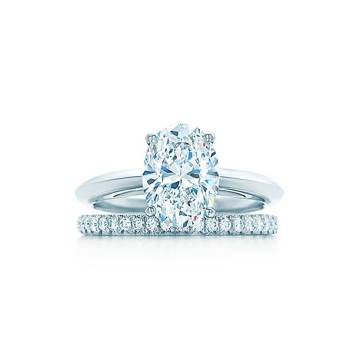 Oval Shape Engagement Rings | Tiffany & Co. This is my dream engagement ring right here