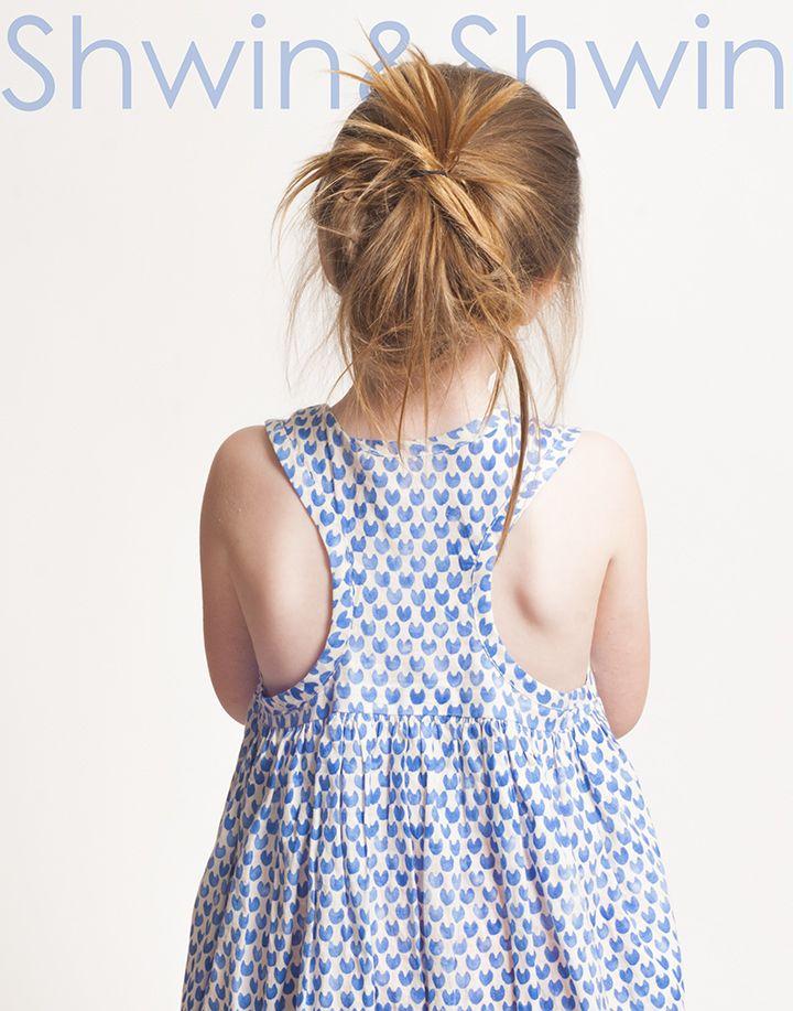 Shwin&Shwin: Hi-Low Racer Back Dress || Summer Collection
