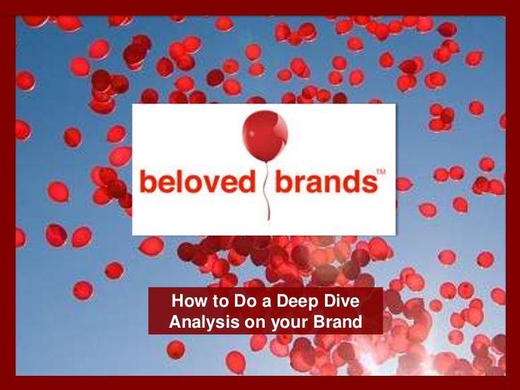 beloved-brands-analytics by Beloved Brands via Slideshare