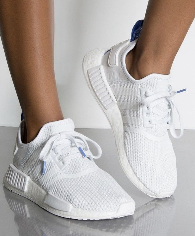 Nmd R1 White Lilac   Womens nmd r1, Adidas shoes women, Adidas women