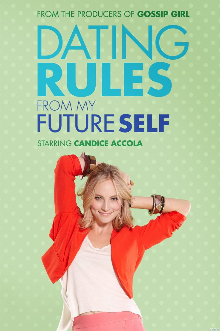 Dating Rules from My Future Self (TV Series ) - IMDb
