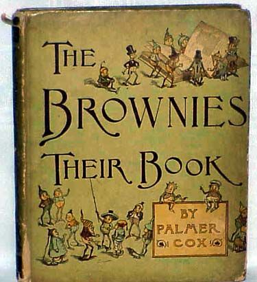 Link to free download of book    You can buy the audio of this book here itunes.apple.com/...  The Brownies is a series of publications by Canadian illustrator and author Palmer Cox, based on names and elements from Celtic mythology and traditional highland Scottish stories told to Cox by his grandmother. We kind of blend brownies,gnomes,elves, leprechauns etc.. during march