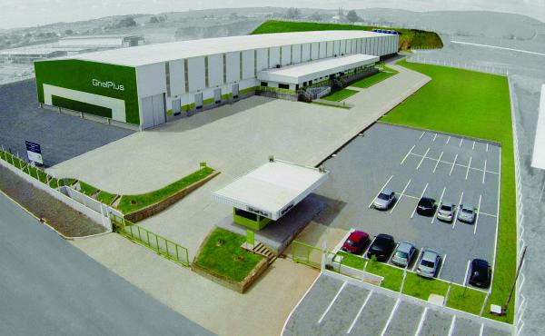 A nova unidade da GHELPLUS EM ESCADA, PERNAMBUCO, foi inaugurada em julho de 2015 e conta com 7.000 m² de área construída.
