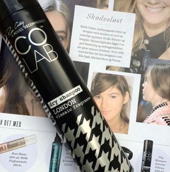 Monday... 😫enough already… Hot off the press, use COLAB Extreme Volume for those days when your hair needs a bit of oomph! #COLAB #ExtremeVolume #DryShampoo #MondayMotivation A Model Recommends  ( 📸 #colabhairmiddleeast 💋)  Available Superdrug feelunique.com BeautyMart UK Cloud 10 Beauty ASOS
