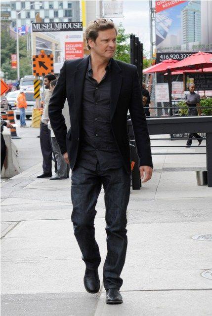Colin in Toronto. ¡Muchos centímetros de perfección!