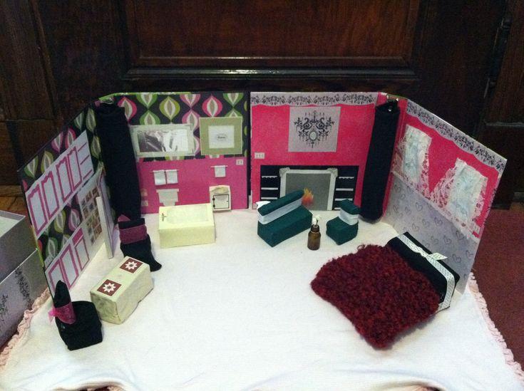 Binder Dollhouse
