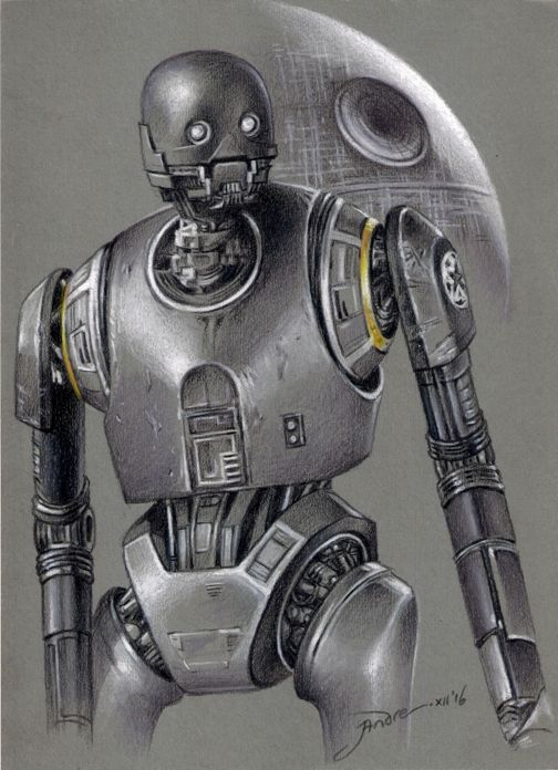 K-2SO by Andreanus Gunawan
