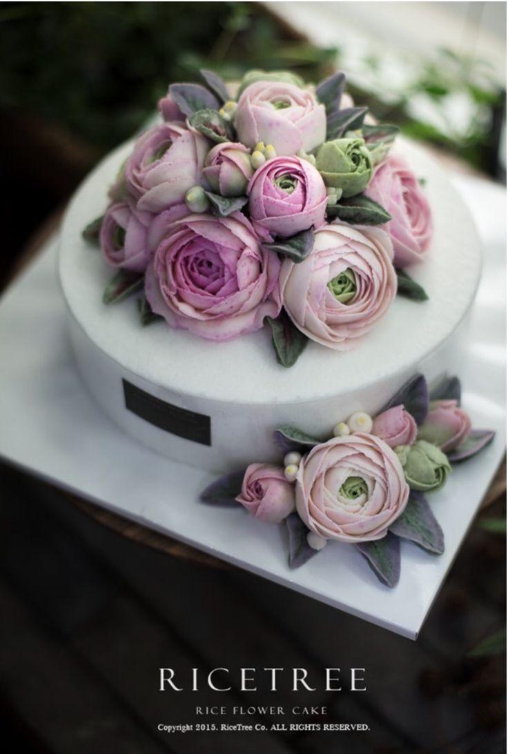 Rice Flower Cake ricetree_cake Instagram