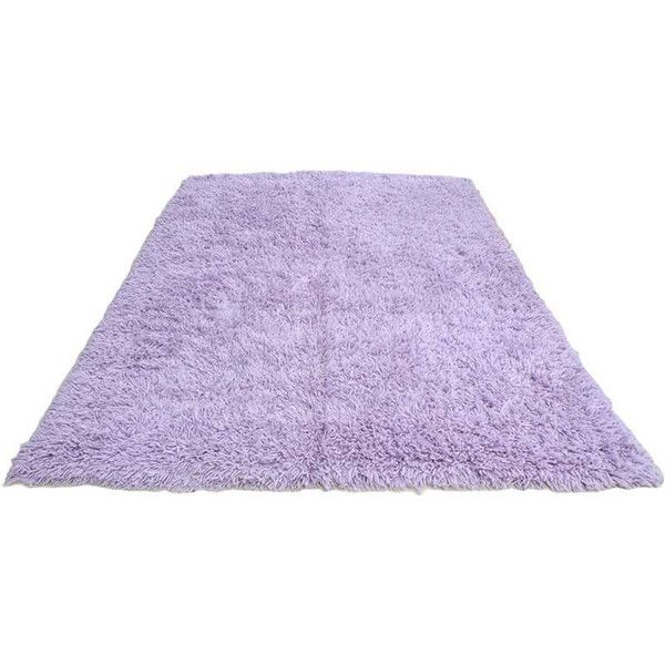 Preowned Purple Shag Rug 8' X 10' ($1,800) ❤ liked on Polyvore featuring home, rugs, floors, furniture, house, purple, shag rug, purple shag rug, purple rug and shag area rugs
