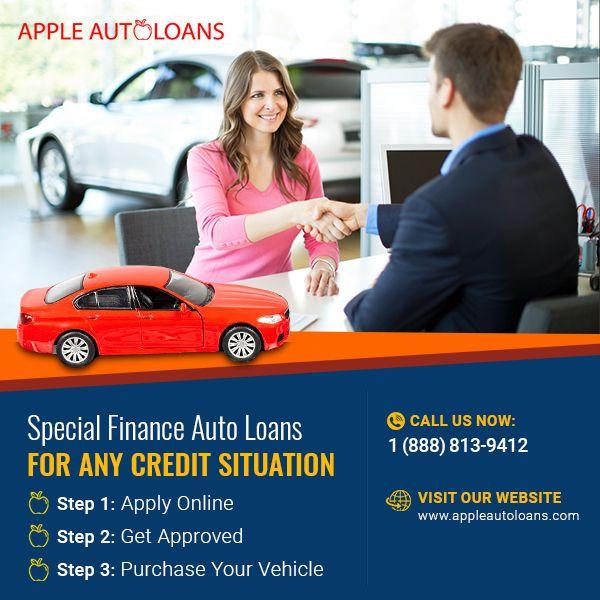Special Finance Auto Loans Car Loans Finance Loans Finance