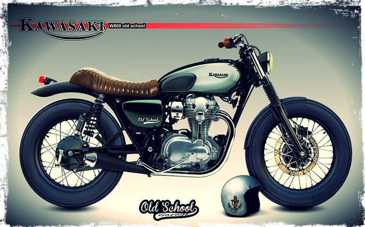 1000 images about kawasaki w800 w650 on pinterest flat. Black Bedroom Furniture Sets. Home Design Ideas