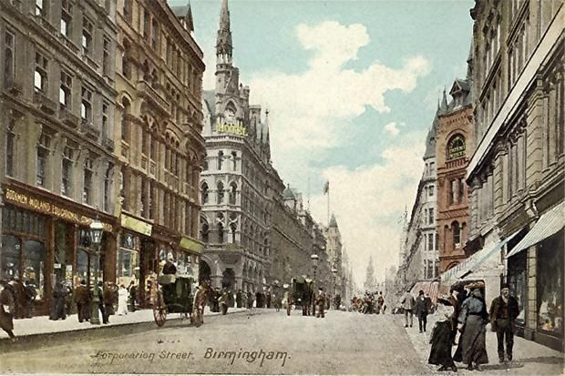 Birmingham, Corporation Street