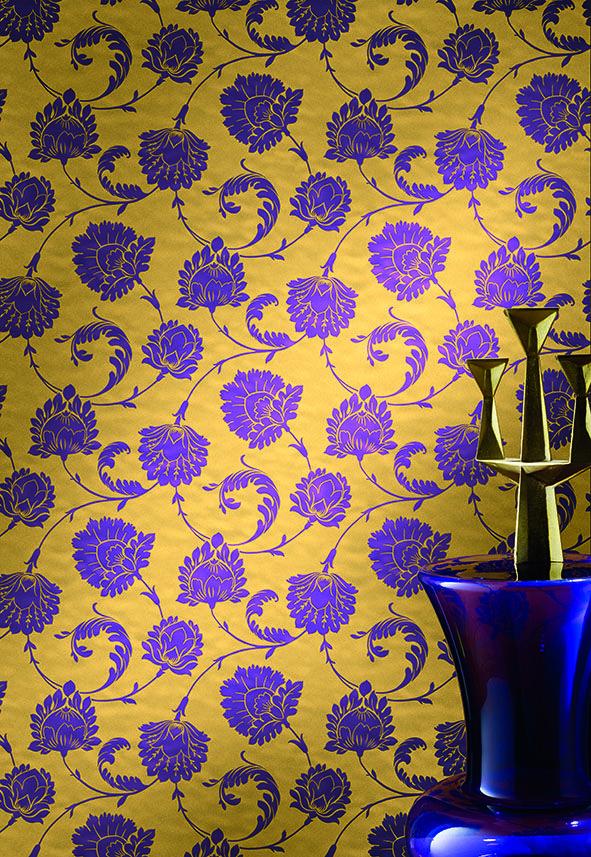 Die besten 25+ barockes Muster Ideen auf Pinterest Barockes - tapeten für die küche