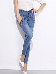 YIBEIER Women's Skinny Denim Cropped Pants Save up to 80% Off at Light in the Box with Coupon and Promo Codes.