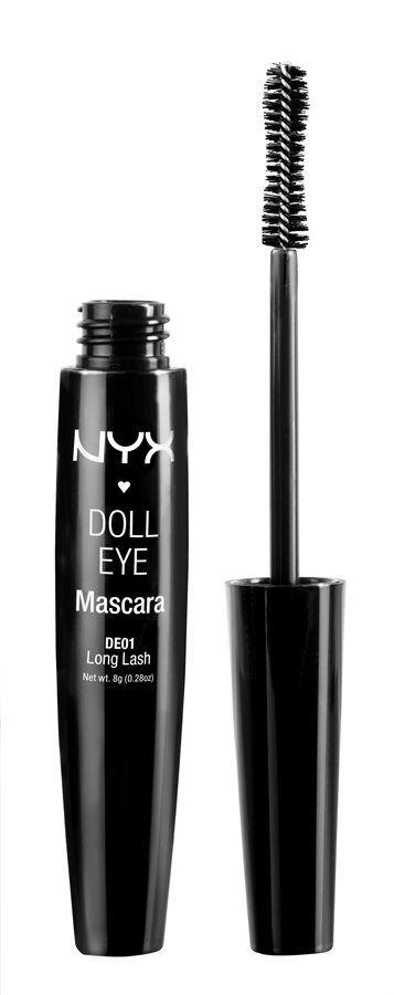 NYX Doll Eye Mascara Long Lash Black