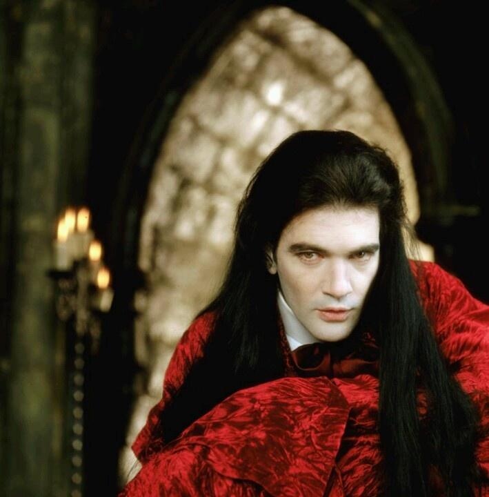 Armand - Interview with the Vampire | Antonio Banderas | Pinterest