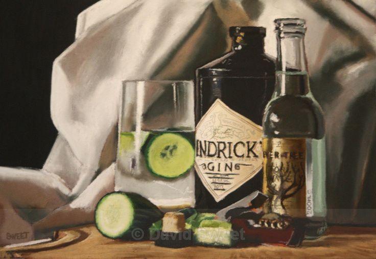 Hendrick's - Paintings