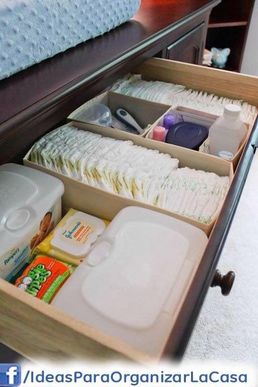 So much organization!