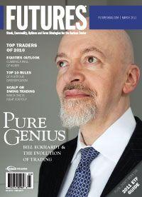 Futures Magazine cover