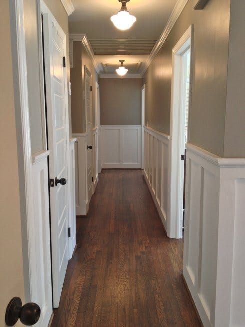 78 Best Ideas About Small Hallway Decorating On Pinterest