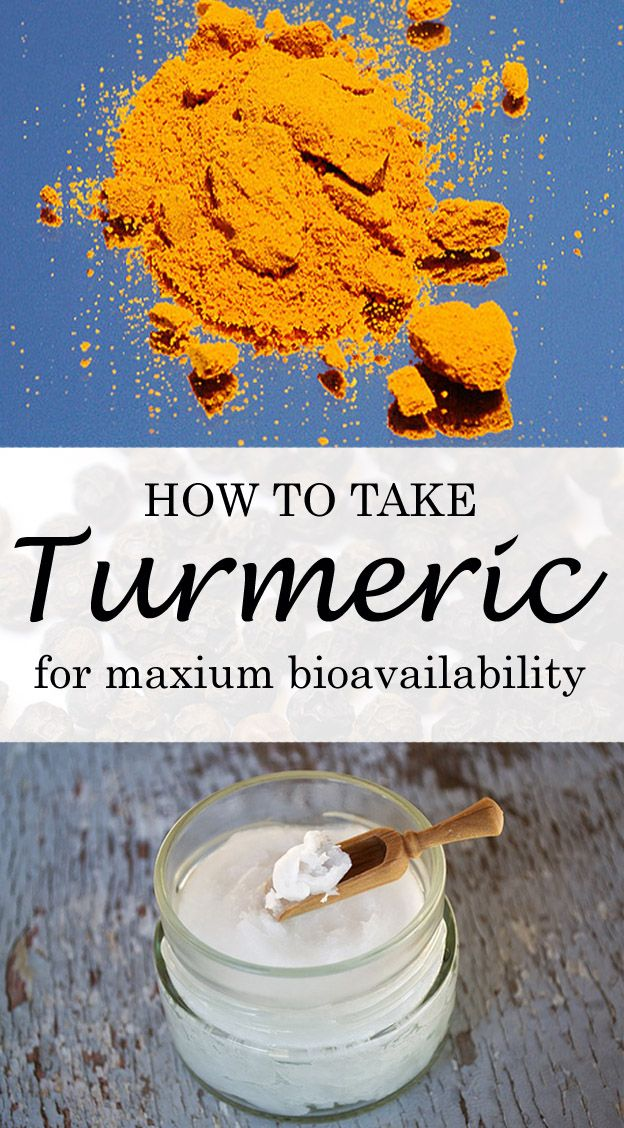 Want to get the health benefits of turmeric (curcumin)? Learn how to take turmeric so you can increase absorption and maximize bioavailability.