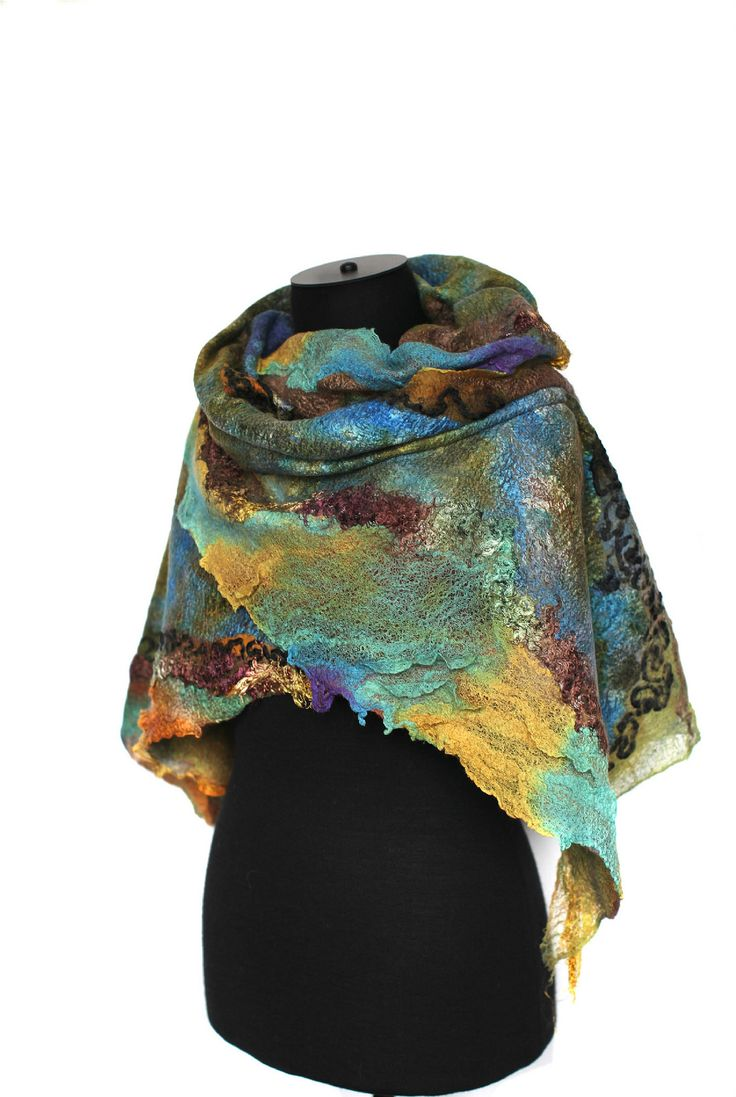 https flic kr p dvgg2a nuno felted textured scarf wrap