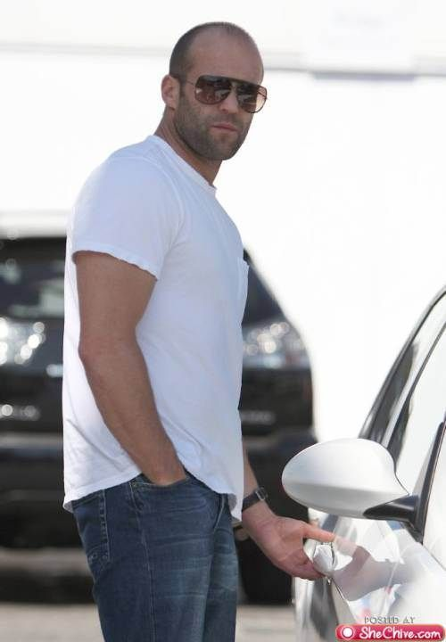 Afternoon eye candy: Jason Statham (21 photos)