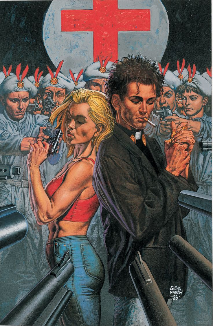 Preacher Might Be Coming to AMC