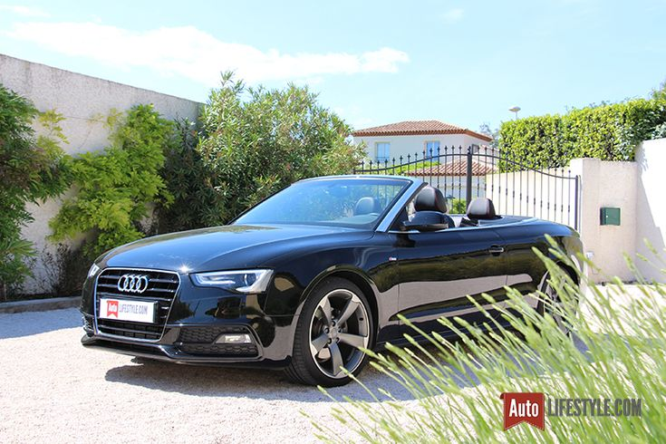 Essai occasion : Audi A5 Cabriolet 1.8 TFSI 170 CH S-line
