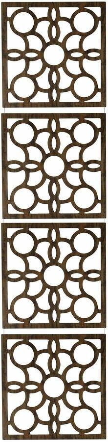 4 Panel room divider #screen #decor #boho #affiliatelink