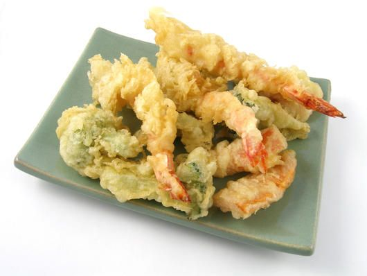 Shrimp & Vegetable Tempura Recipe | Foodland :: ok, this isn't healthy but sometimes you just have to indulge!