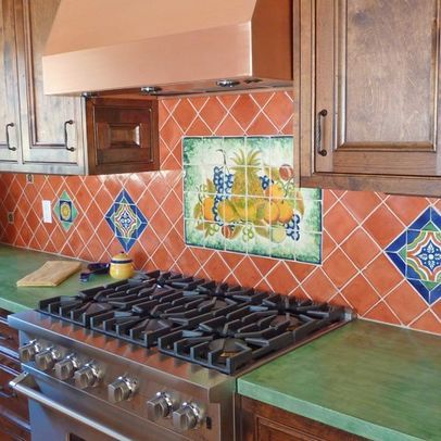 mexican tile kitchen ideas 236 best images about decorating with talavera tiles on 20609