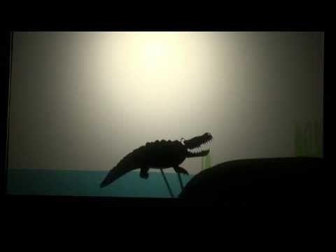 ▶ De Kiekeboe Krokodil (Voorleesdagen 2014) - YouTube