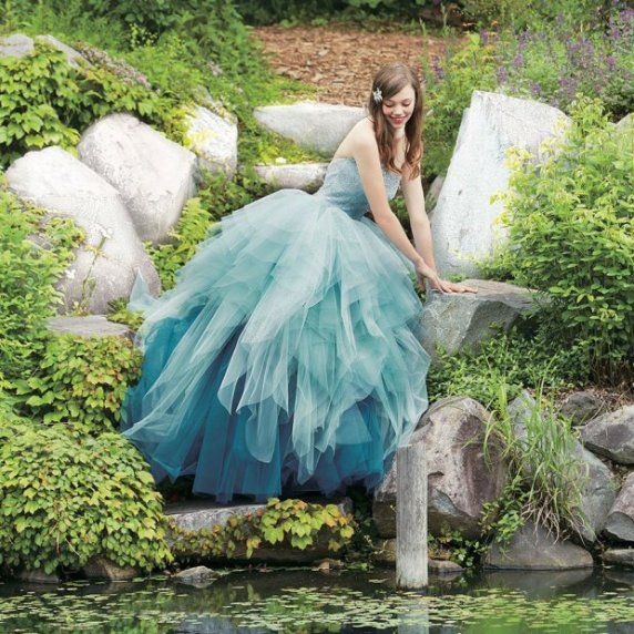 Ariel Wedding Dress - Princess - Vestido Casamento - Disney - Once Upon a Time - Pequena Sereia - Little Mermaid - Fairy Tales - Photos by Disney Japan/Kuraudia Co