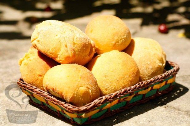 um pão de milho para anna