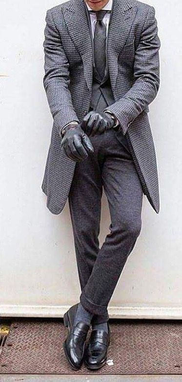 Gentleman Style  [Mens fashion] #fashion // #men // #mensfashion