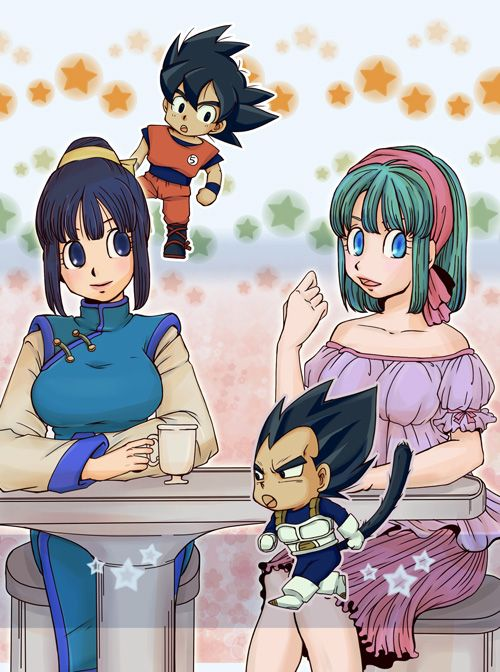 Vegeta fickt chichi share
