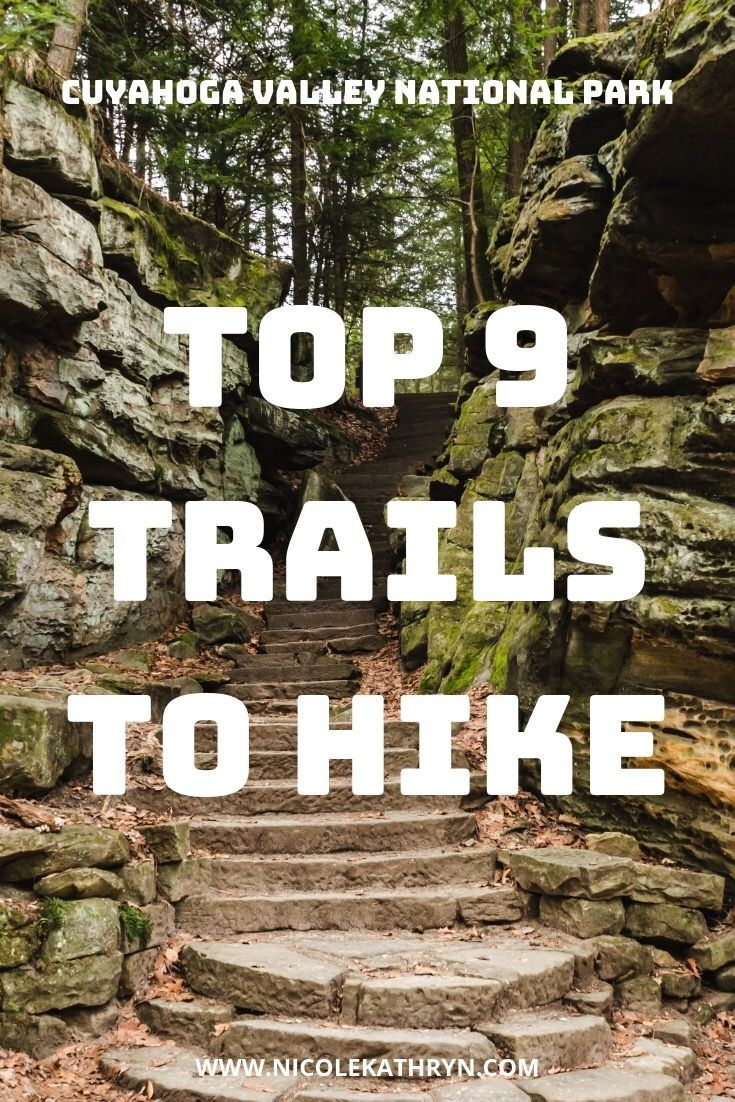 9 Trails You Need to Hike in Cuyahoga Valley Natio…