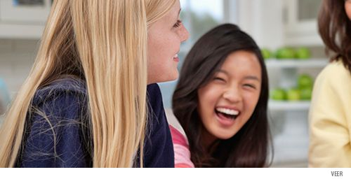 Helping tweens deal with changing friendships
