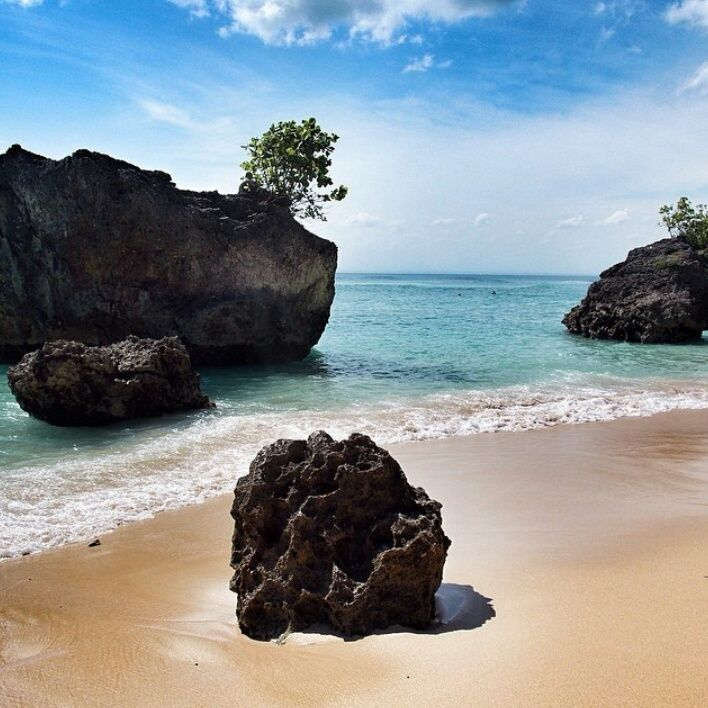 Padang Padang - Bali, Indonésia